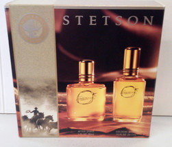 New - Stetson Set - Stetson Cologne - Stetson After Shave - Stetson Box Set - $26.99