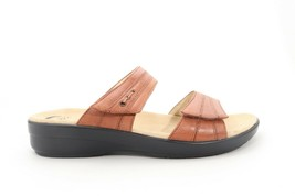 Abeo Erica  Sandals Brown  Women's Size US  9 Neutral  Footbed () 5716 - $70.00