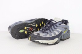 Vintage 90s Nike Womens Size 8 Air Terra Triax Running Trail Shoes Blue ... - $56.38