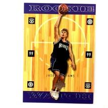 Jason Williams 1998-99 Upper Deck Rookie Card #318 NBA Sacramento Kings - $4.90