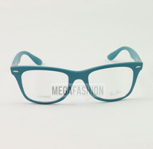 bba634498f New Ray Ban Eyeglasses RB 7034-5442 Turquoise Acetate 52 19 150 Authentic -  £