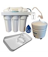 AFWFilters Alpha AFW 5-Stage Ultra Pure Safe Drinking Reverse Osmosis Wa... - $254.81