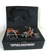 NIB Harley-Davidson RARE 1/12 Scale Model Ultra Classic 105th Anniversar... - $445.50