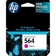 HP 564 Original Ink Cartridge - Inkjet - 300 Pages - Magenta - 1 Each - $23.32