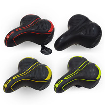 Mountain Bike Saddle Cycling Extra Big Wide Comfortable Cushion Cycling ... - $42.60
