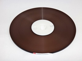 "RTM SM900 BASF Reel Tape PANCAKE AEG hub 1/4"" 3608ft 1100m Authorized De... - $55.94"
