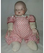 Bye Lo Grace S Putnam Baby Doll Antique Made in Germany Bisque Face Clot... - $79.99