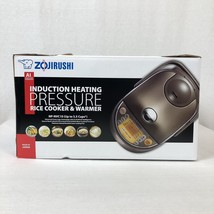 Zojirushi Rice Cooker NP-NVC10 Induction Heating Pressure Cooker & Warme... - $478.90