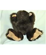 """Carousel Stuffed Plush Brown Beeple 15"""" Bigfoot Yeti - $29.69"""