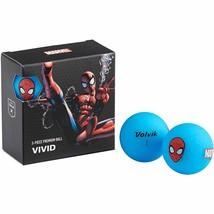 Volvik Marvel Golf Balls 4pk-Spider Man - $20.32