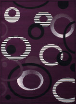 United Weavers Dallas Hip Hop Lilac Accent Rug 1'11'' X 3'3'' - $25.00