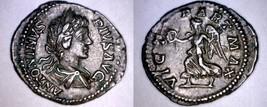 198-217AD Roman Imperial Caracalla AR Denarius Coin - RIC-144b RSC-658 - $169.99