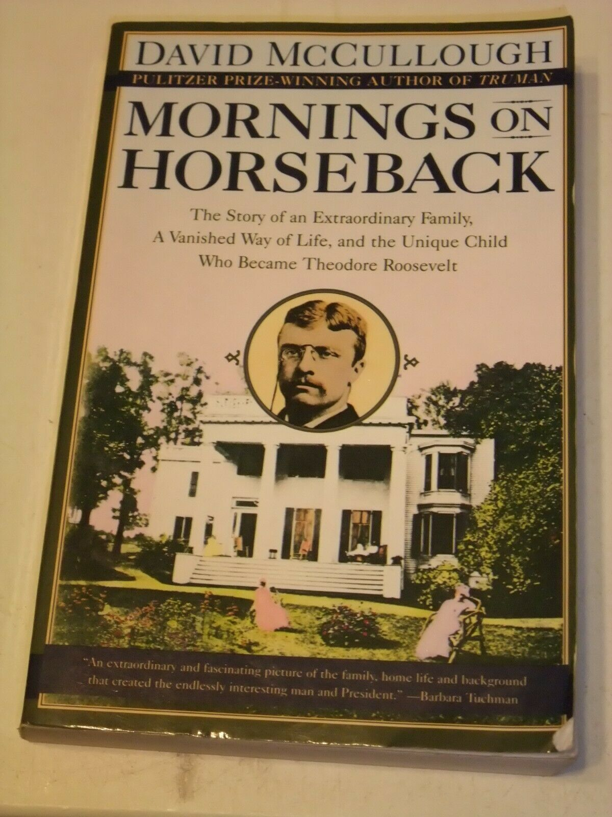 Primary image for Mornings on Horseback: The Story of an Extraordinary Family, a Vanished Way...