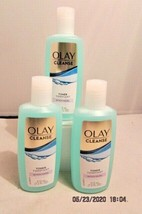 Lot of 3 - Olay Cleanse Toner with Witch Hazel 7.20 oz Free Shipping - $23.38