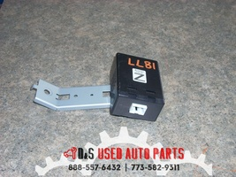 2013 NISSAN JUKE POWER LOCK MODULE 1877 ID# TWC1U241