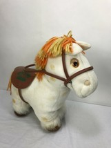 Cabbage Patch Kids CPK Show Pony Vintage 1984 Plush White Horse No box - $21.25