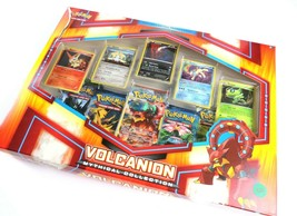 Pokemon TCG Volcanion Mythical Collection, Collectors Foil Cards, 5 Boos... - $18.80