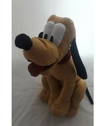 Disney Parks 80TH Anniversary Pluto Plush Exclusive Limited Edition of 2400 - $49.45