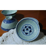 Oriental  Cobalt Small Dishes - $30.00