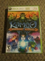 Kameo: Elements of Power (Xbox 360, 2005) Rated T 2 Players Co-op NIP  - $25.73