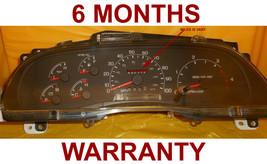 1999-2001 Ford Super Duty F250, F350, Excursion, Diesel, Auto Instrument Cluster - $197.95