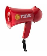 Dress Up America Pretend Gioca a Bambini Pompiere's Megaphone Bullhorn c... - $28.61