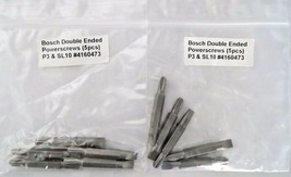 Bosch 4160473 #3 Phillips-10 Power Screw Tips 2 (5 packs) USA - $3.47