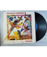 The Fabulous Thunderbirds Tuff Enuff Vinyl Record Vintage 1986 CBS Stereo - $43.70