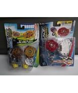 Hasbro Beyblade Burst Turbo Slingshock and Switch Strike - $29.92
