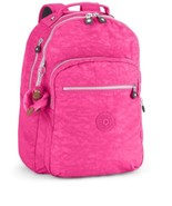 Kipling Seoul Laptop Backpack VERRY BERRY PINK New - $89.99
