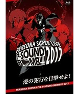 """""""PERSONA SUPER LIVE P-SOUND BOMB !!!! 2017-Blu-ray - $117.67"""