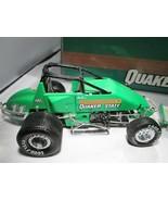 Action #11 STEVE KINSER Quaker State 1:24 1997 Sprint Car Diecast 1/6000... - $62.72