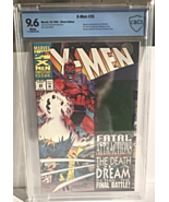 X-Men #25 1993 Hologram  Marvel Comic Book Grade 9.6 Fatal Attraction Dr... - $50.00