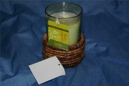 Chesapeake Bay Garden Party Candle Fresh Slice w Basket - $4.99
