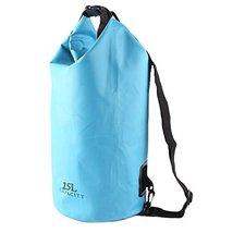 Outdoor Beach/ Camping/ Fishing Bags/ Waterproof Swimming/ Floating Package-Blue - $19.82