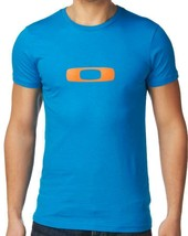 Mens Pacific Blue Oakley Square Me Icon Tee T-shirt Medium Large Extra 2... - $15.99