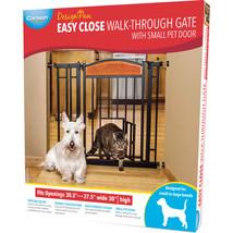 Carlson Pet Design Paw Auto Close Gate  891618030301 - $115.71