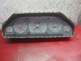 98 97 volvo s90 v90 960 speedometer instrument gauge cluster 9129056 - $69.29