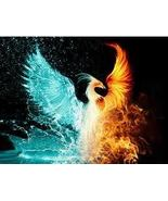 Phoenix 2×3 bag spell cast bath salt fire vitality  and more - $5.00
