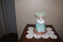 New Without Box Ashton Drake Precious Moments March Birthstone Doll 1999... - $19.79