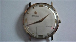 NICE!! Adriatica Swiss Men's Watch 2030 Vintage Rare - $100.00
