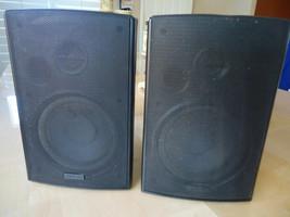 Advent Calypso Speakers indoor, See Video ! - $51.08