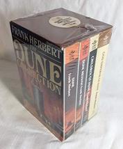 THE Dune Collection  4 vols Boxed  Dune, Dune Messiah, Children of Dune,... - $43.77