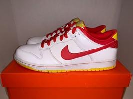 Nike NYX Dunk Low Ronald McDonald Size 11 DS 2008 330938 161 - $179.99