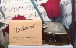 Delicious By Gale Hayman EDT Spray 3.4 FL. OZ. NWB. Vintage. - $44.99