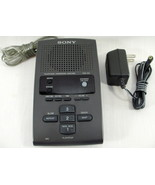 Sony TAM-100 Digital Answering Machine 3 Mailboxes Remote Message Retrieval - $15.34