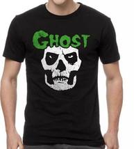 Fantasma BC Misfits Tribute Punk Satanico Heavy Metal Musica Fascia T-Shirt - $20.98+