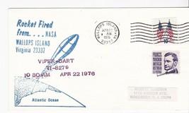 VIPER DART ROCKET FIRED WALLOPS ISLAND VA APRIL 22 1976 - $1.78