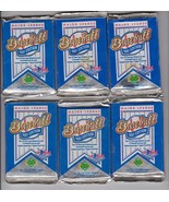 6 Packs 1991 Upper Deck Baseball Unopened - $8.06