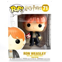 Funko Pop! Harry Potter Ron Weasley with Howler #71 Vinyl Action Figure NIB - $15.14